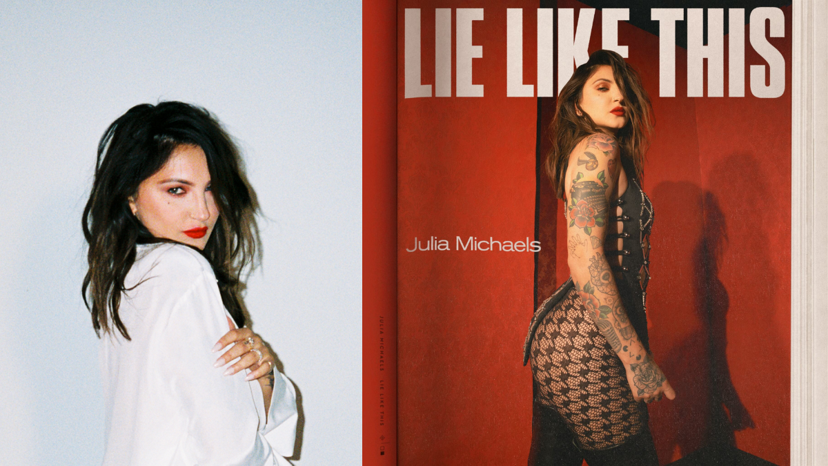 Julia Michaels Wouldn't 'Lie Like This' To Us And That's Why We Love Her