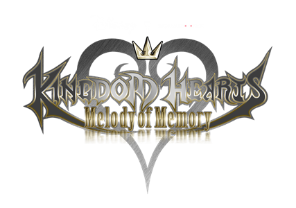 The official logo for Melody of Memory from Kingdom Hearts which now has a playable demo.