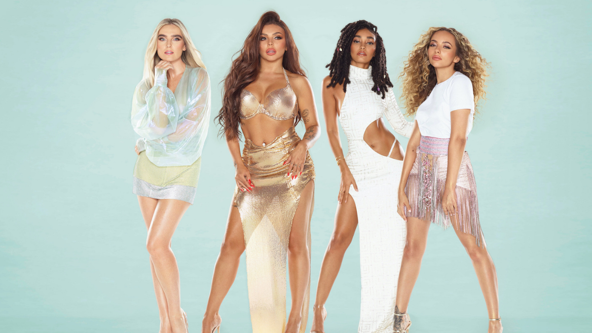 Little Mix Are Seriously Sassy in 'Sweet Melody'