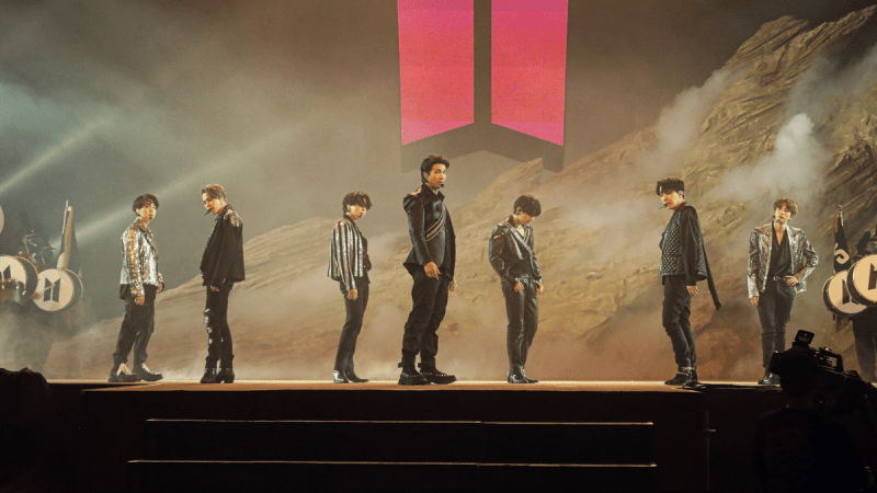 BTS' Virtual Concert 'MAP OF THE SOUL ON:E' Saved Our Weekend