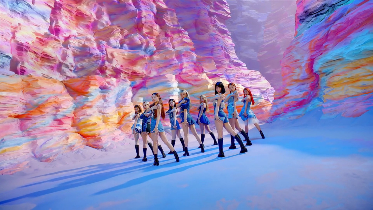 Twice's 'I Can't Stop Me'  Has Our  Eyes Wide Open
