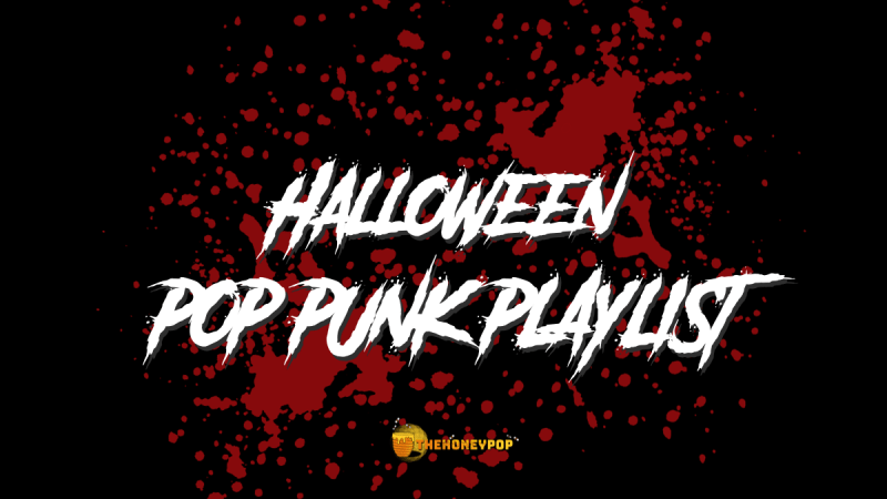 Halloween Pop Punk Playlist