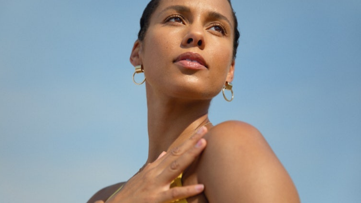 Alicia Keys Wants You To Radiate From The Inside With 'Keys Soulcare'