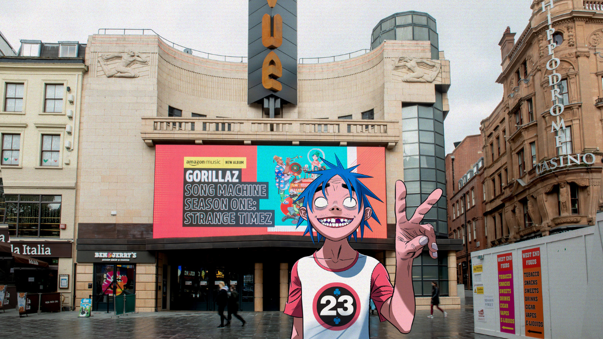 Gorillaz Are Out Here Defining These Strange Timez