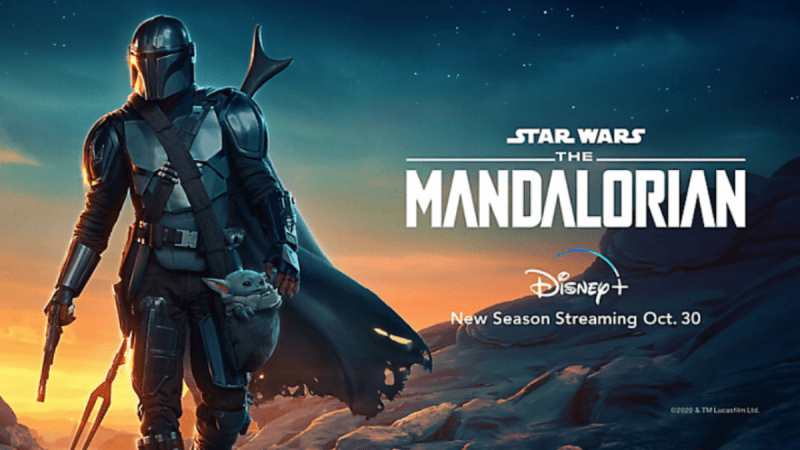 The Mandalorian Crashes Into the Holiday Season