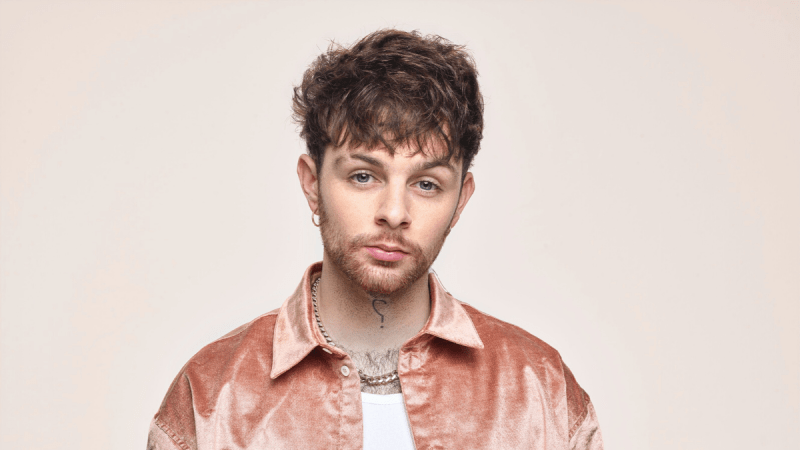 Sing Your Praises For The New Tom Grennan Track 'Amen'
