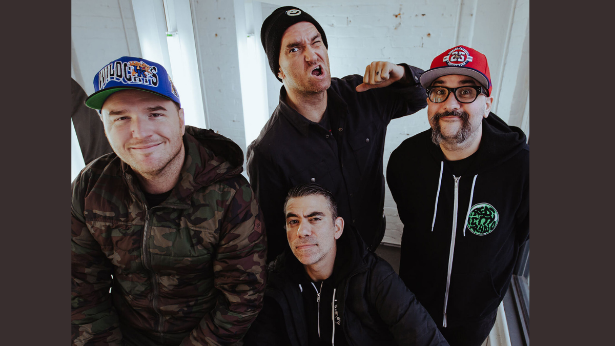 New Found Glory Releases New Music Video & It's 'Scarier Than Jason Voorhees At A Campfire'