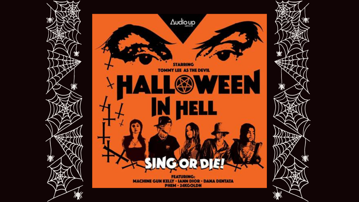 Halloween in HELL: MGK Takes Us To Podcast Heaven