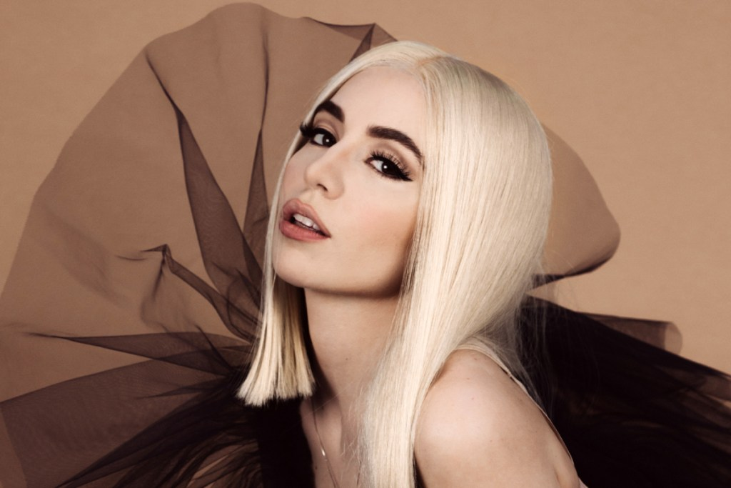 Ava Max's video for OMG What's Happening has us saying OMG