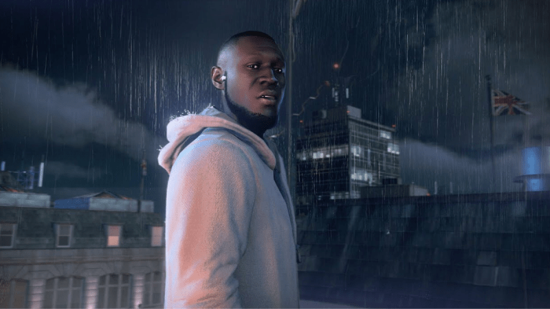 Stormzy Lets The 'Rainfall' On In His New Video