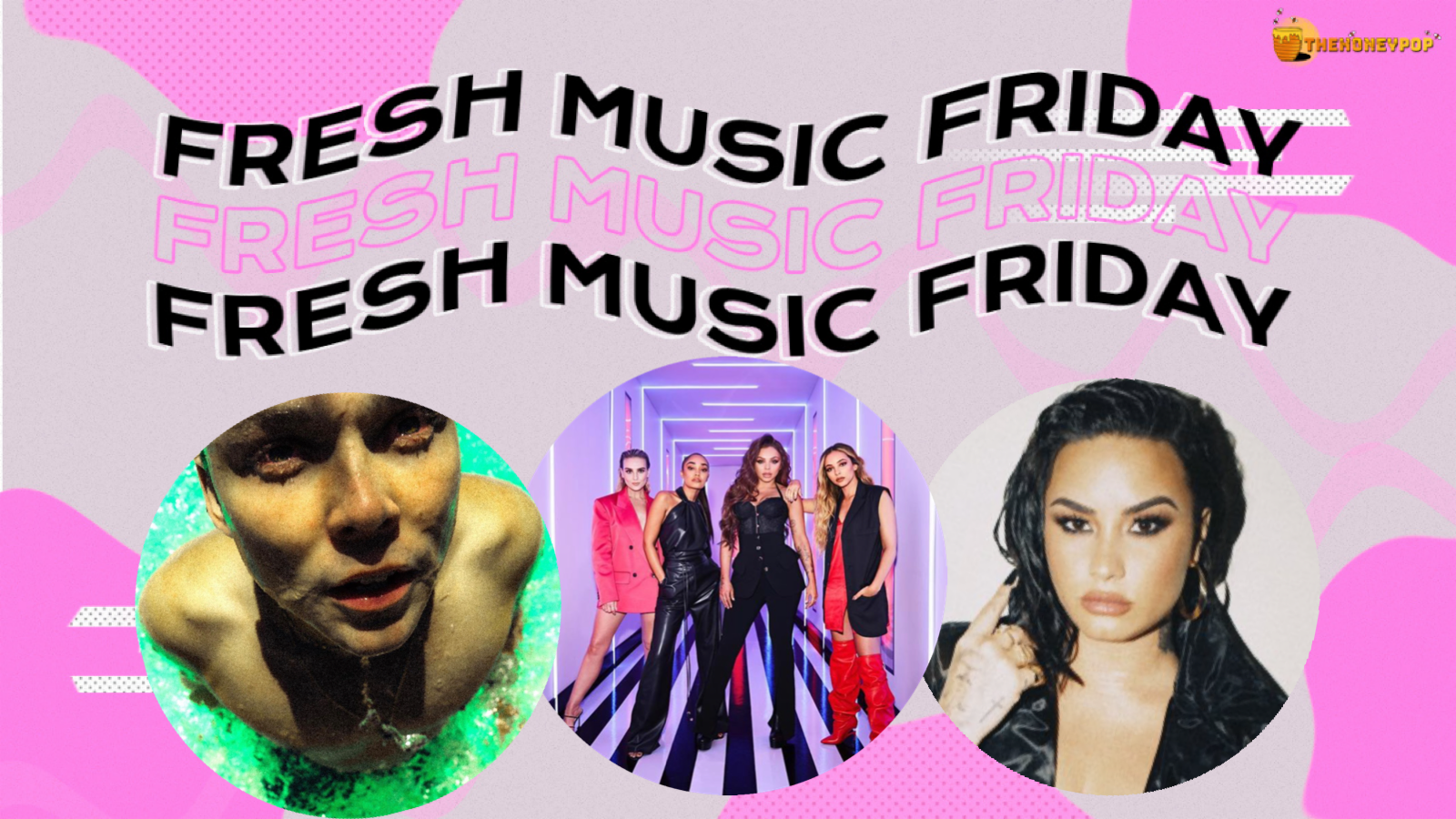 Fresh Music Friday: Ashton Irwin, Demi Lovato, Little Mix…and MORE!