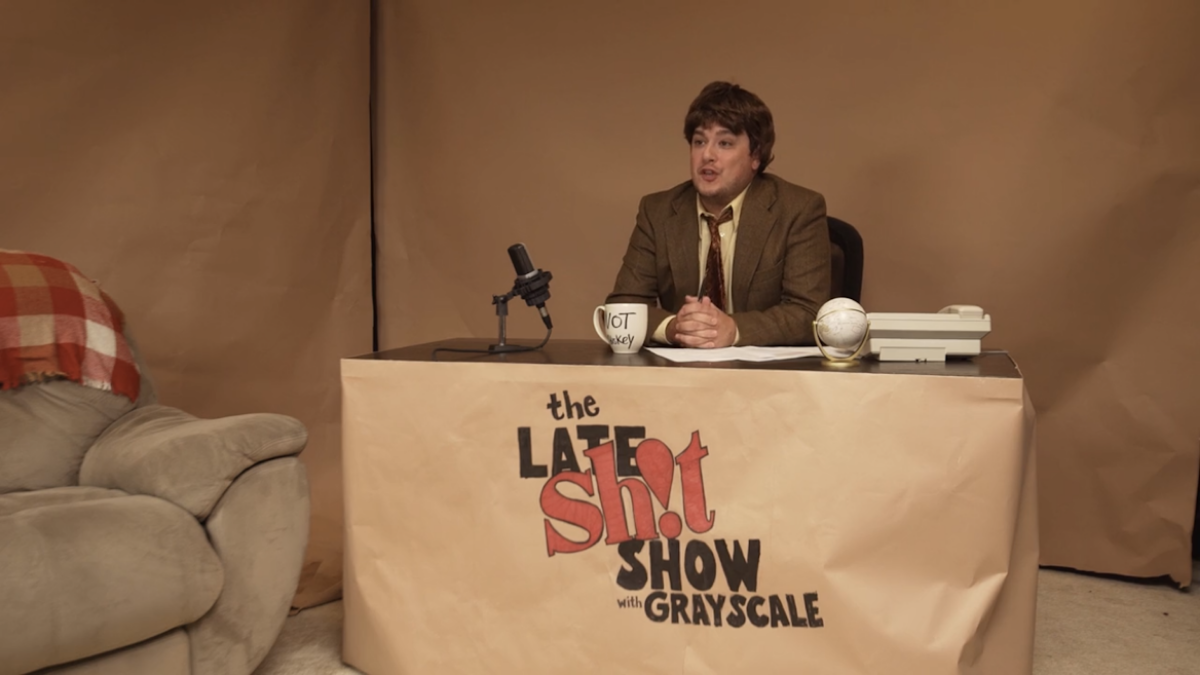 Coming To You Live, It's The Late Sh!t Show!