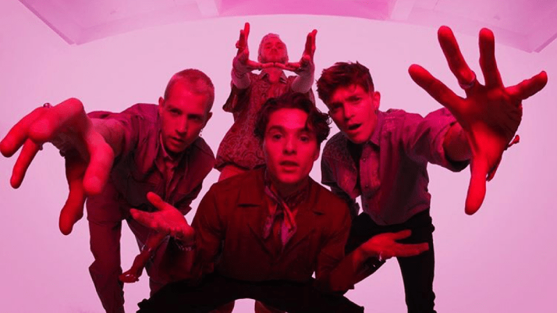 QUIZ: Which Song From The Vamps 'Cherry Blossom' Should You Claim?