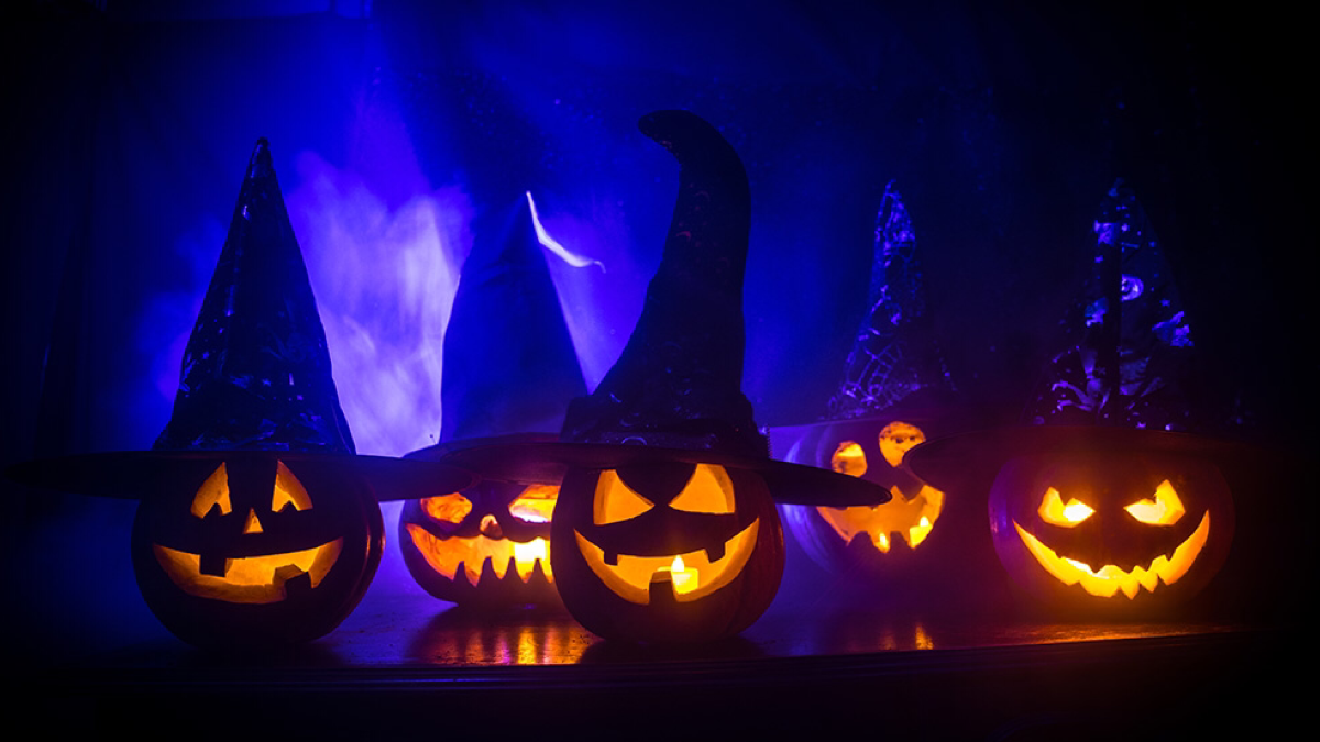 QUIZ: You're Cordially Invited To A Socially Distanced Halloween Party! Find Out Which A-List Celeb Will Be On The Guest List!