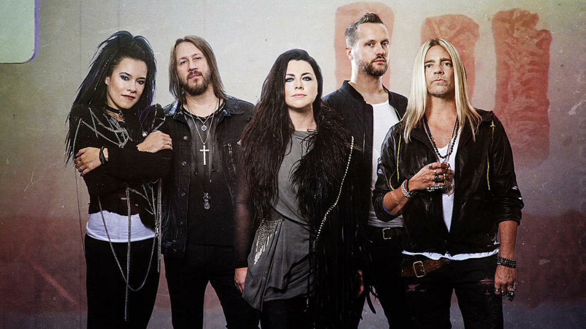 Evanescence Brings Us to Life With December Livestream!