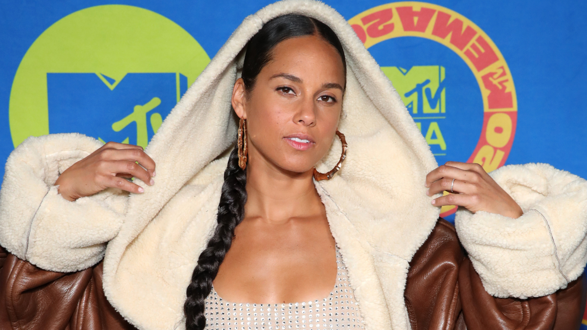Alicia Keys Absolutely Slayed The MTV EMA's
