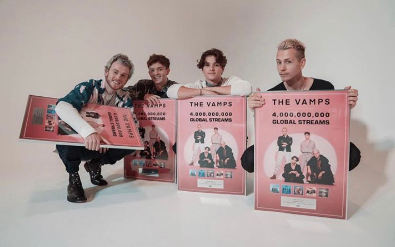 2020 May Have Us Going Through It, But The Vamps Are Here To Brighten Our Day!