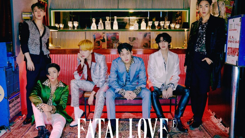 How Fatal Can Love Be? Monsta X's Newest Album Shows Us