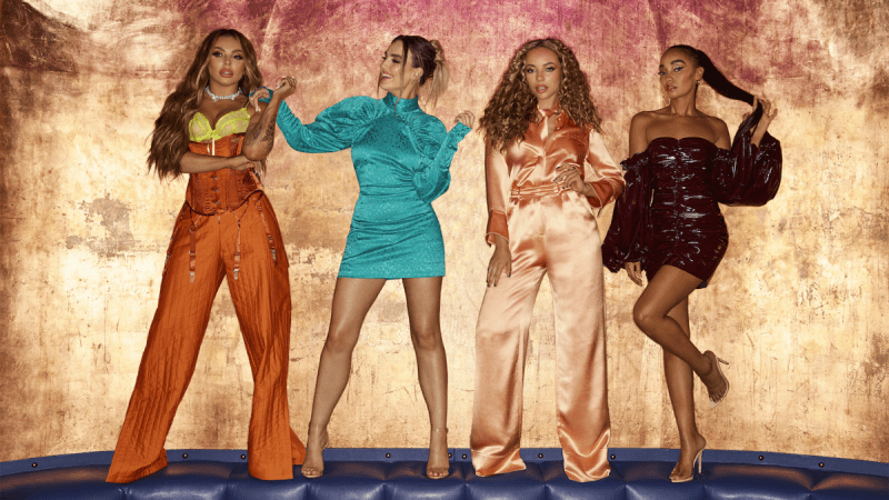 Little Mix Prove They Are a Pop Power House With Confetti