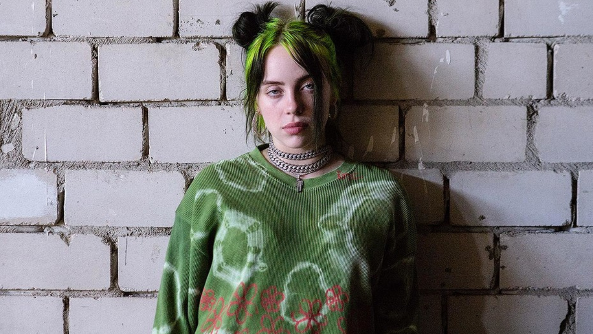 Billie Eilish's Takes On A Philosophical Quote With 'Therefore I Am'