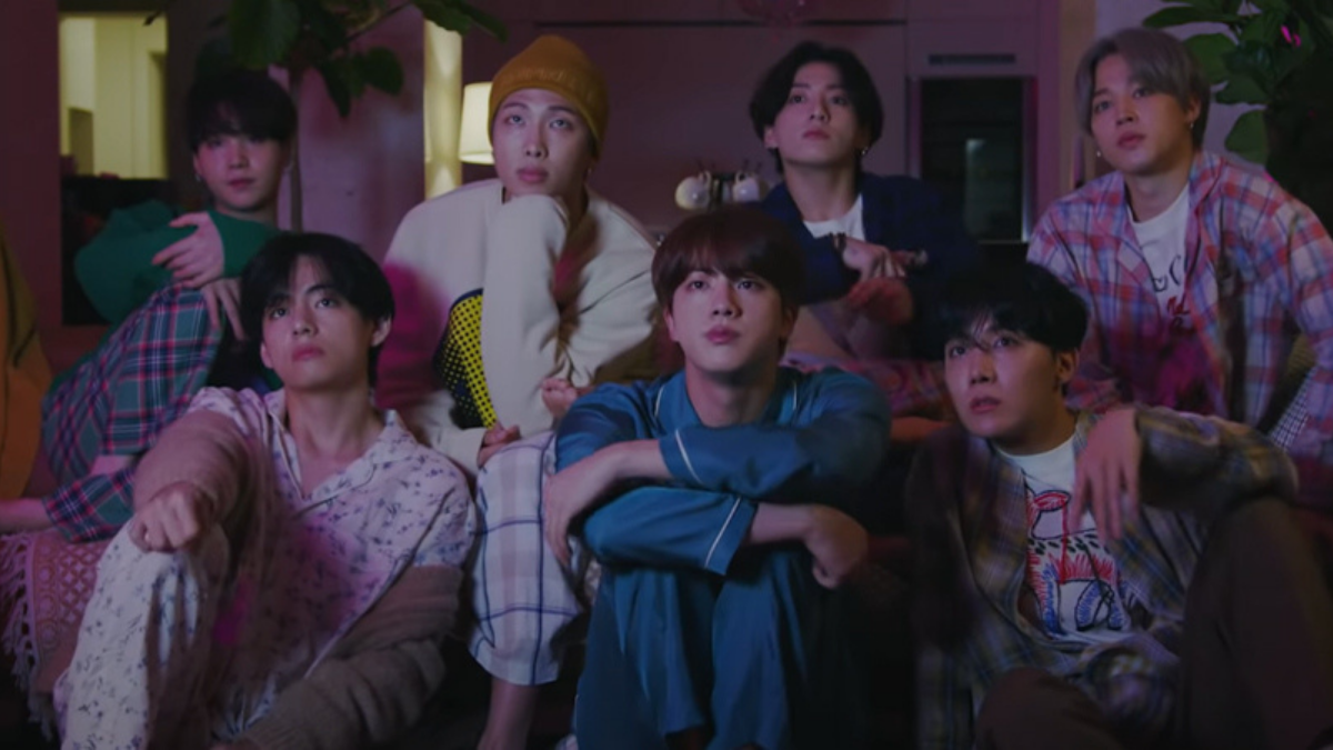 BTS Make Sure You Know 'Life Goes On' with BE
