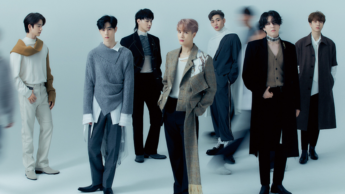 GOT7 Is Finally Back: You Can Take a 'Breath'