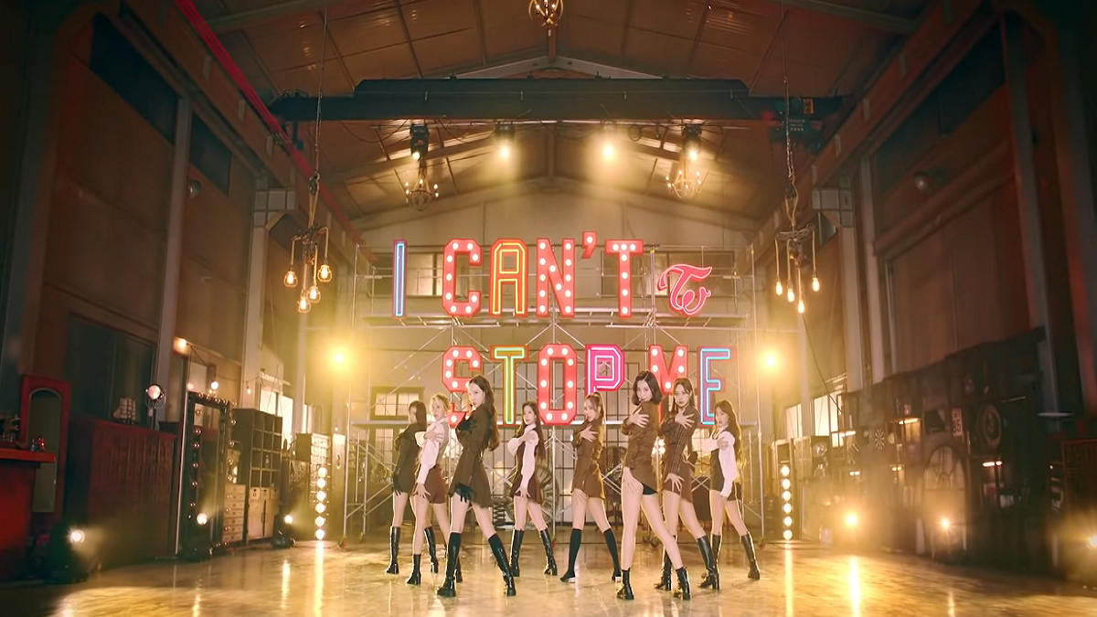 We Can't Stop Listening To Twice's Latest English Single, 'I Can't Stop Me'