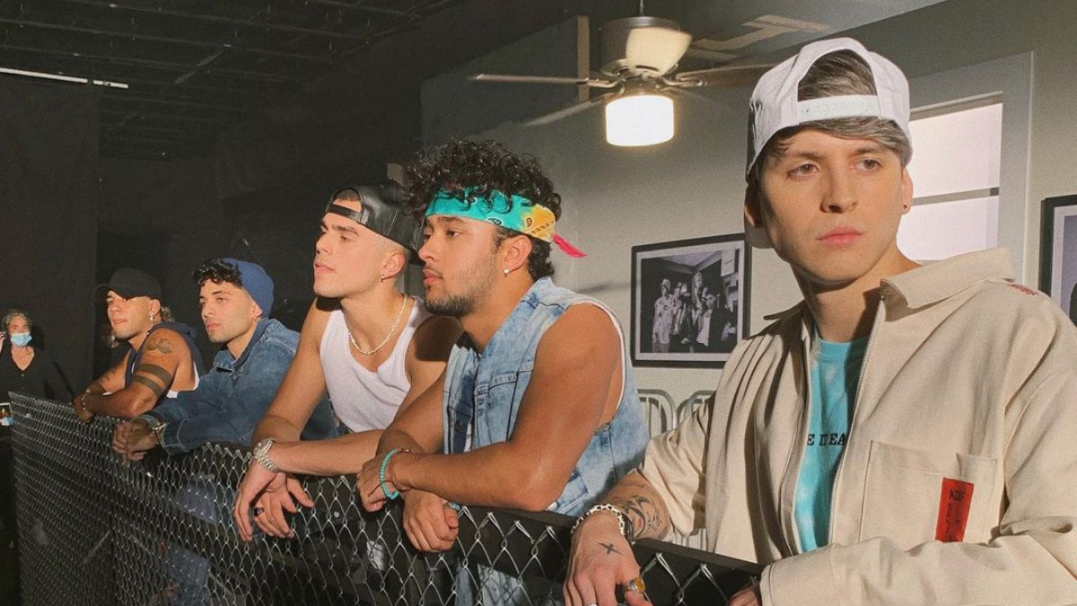 Yes, We're Crying After Hearing CNCO's 'Mis Ojos Lloran Por Ti'