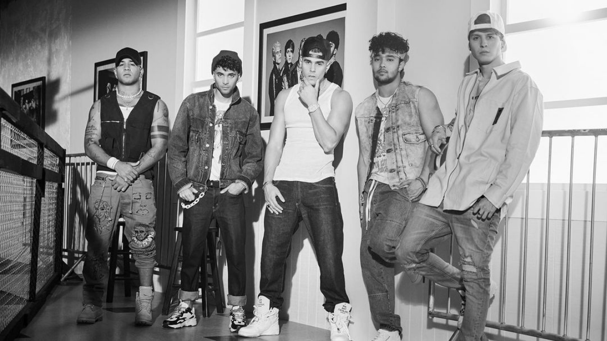 We Are 'Tan Enamorados' with CNCO's New Single