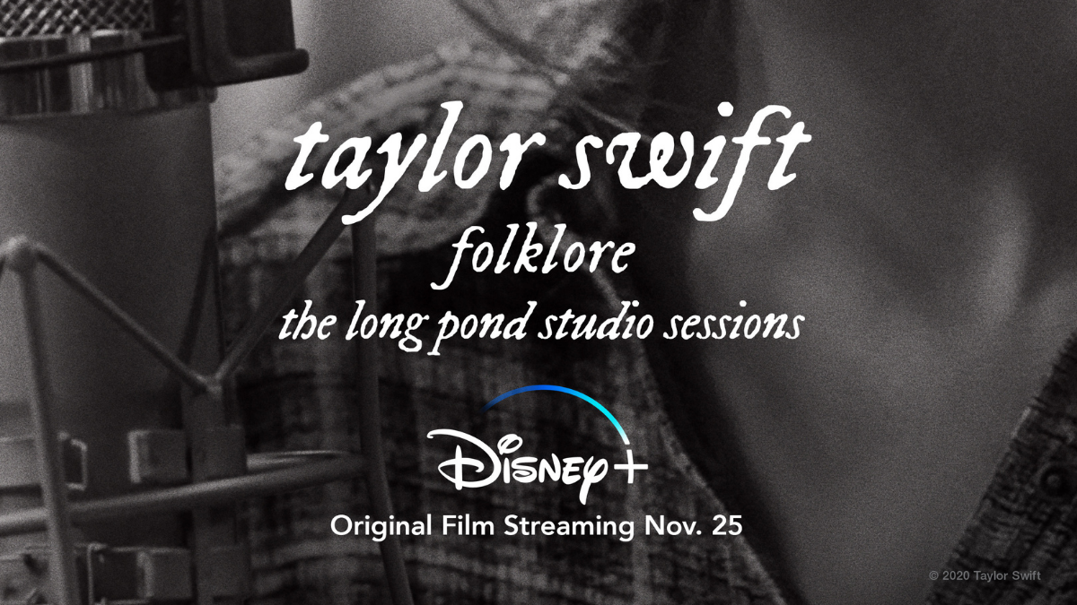Taylor Swift Takes Us Behind The Scenes Of  folklore  With Disney+