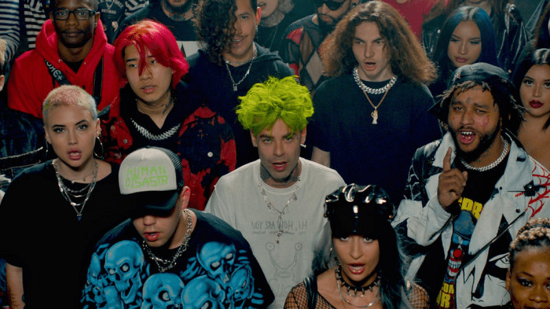 MOD SUN's 'Karma' Video Is Here & MGK Directed it & We Can't Get Enough Of It!