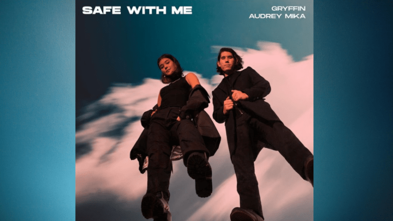 Gryffin Drops The Bop 'Safe With Me' With Audrey Mika!
