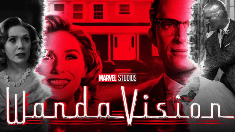 Marvel's WandaVision Has A Release Date!