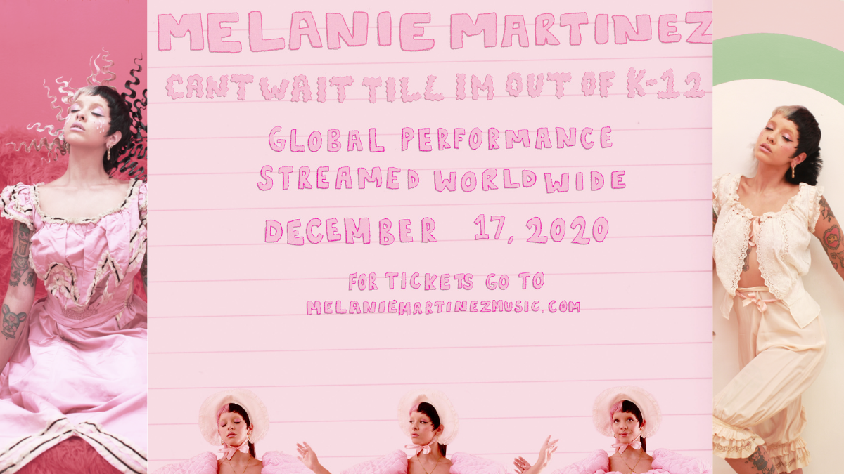 Melanie Martinez Is Giving Us A Livestream Show & We're Buzzing About It!