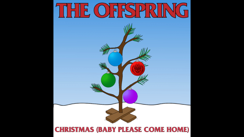 It's The Offspring Christmas And We're Digging It!