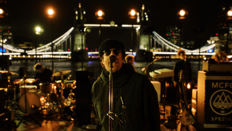 Liam Gallagher Releases A New Song, And It's 'All You're Dreaming Of'