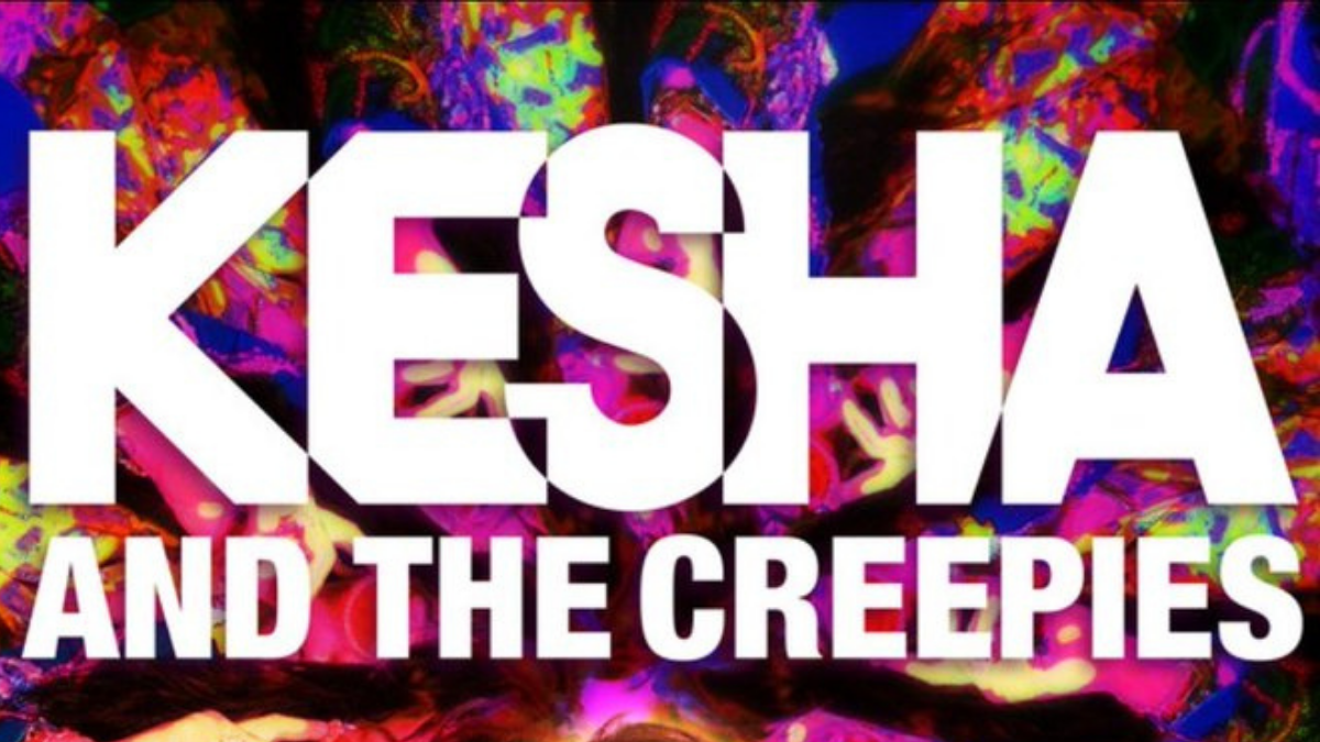 Dive Into Kesha And The Creepies Podcast!