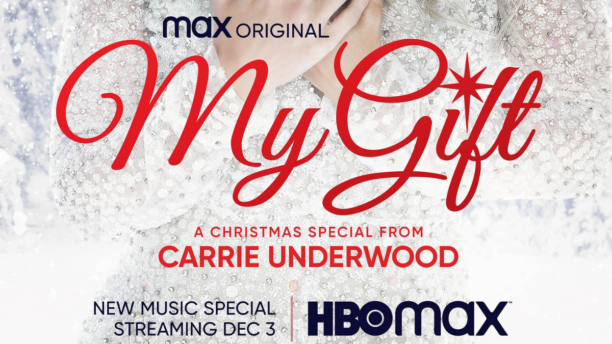 Carrie Underwood Is Gifting Us A Christmas Special!