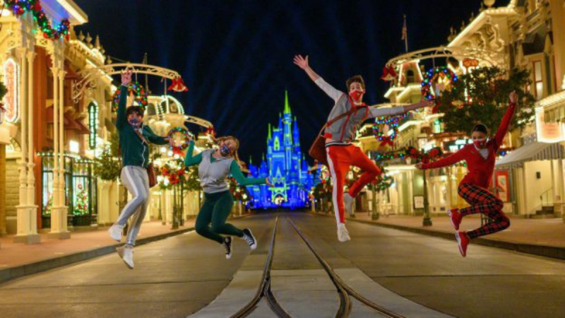 3 Disney Channel Holiday Specials Coming at You This December