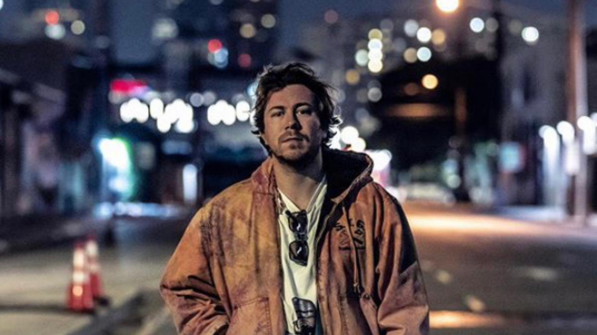 James Bourne Gives You A 'Safe Journey Home' With New Single