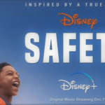 """Safety"" Disney+'s new movie"
