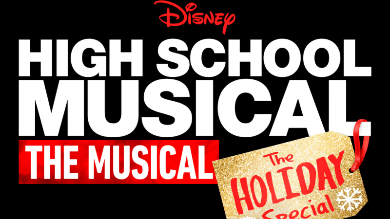 Celebrate Christmas With  High School Musical: The Musical: The Holiday Special