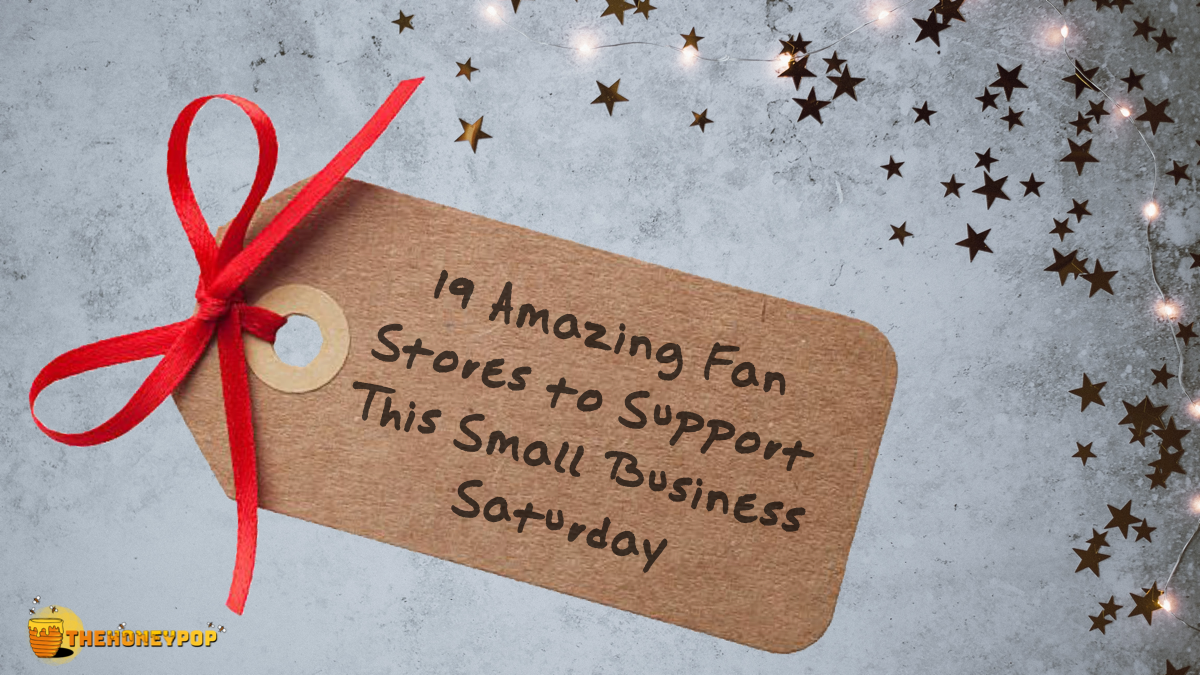 19 Amazing Fan Stores To Support This Small Business Saturday
