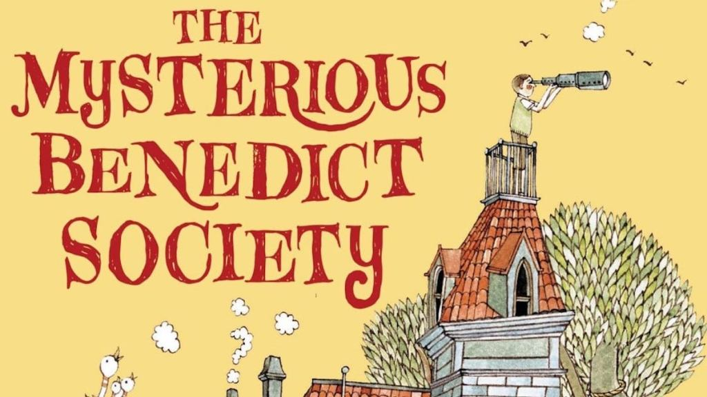 The Mysterious Benedict Society book cover