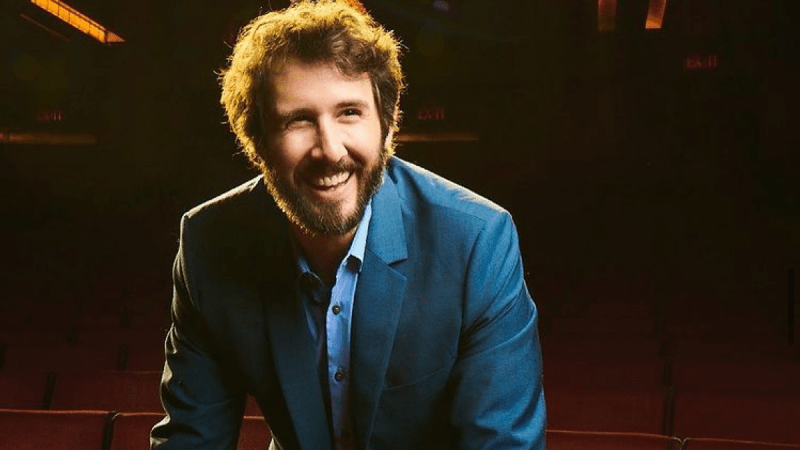Josh Groban Is Back With Powerhouse Album Harmony
