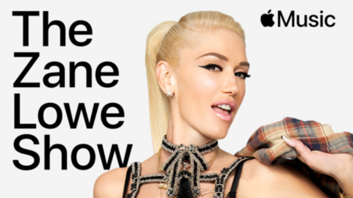 Gwen Stefani Just Dropped A New Single And She Gave Zane Lowe All The Deets On 'Let Me Reintroduce Myself'