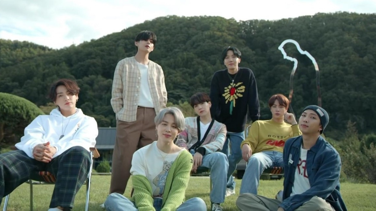 BTS Makes History Again With 'Life Goes On'