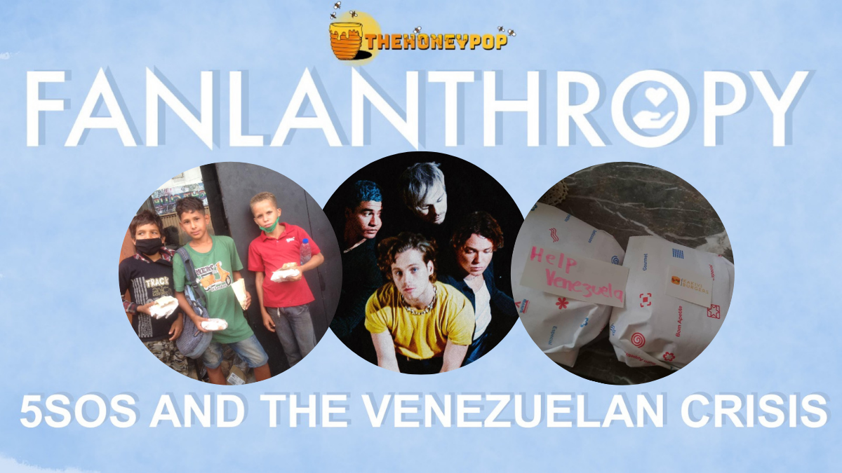 Fanlanthropy: 5SOS And The Venezuelan Crisis
