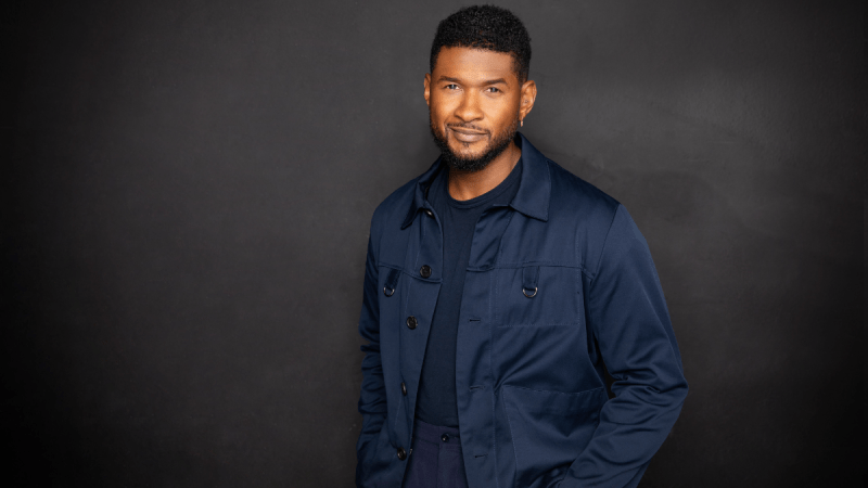 Usher Proves He Has The Magic Touch As His Latest Single Goes No. 1!