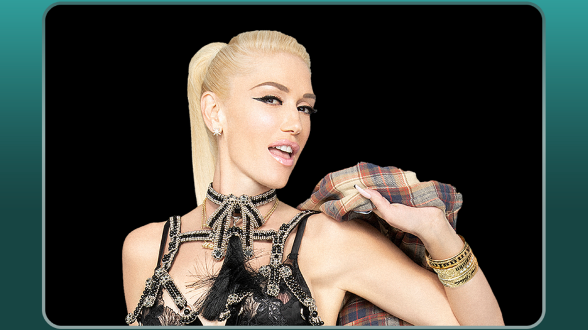 Gwen Stefani Goes Candid In Her Latest Chat With Zane Lowe!